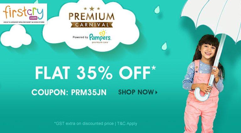 FirstCry Premium Carnival