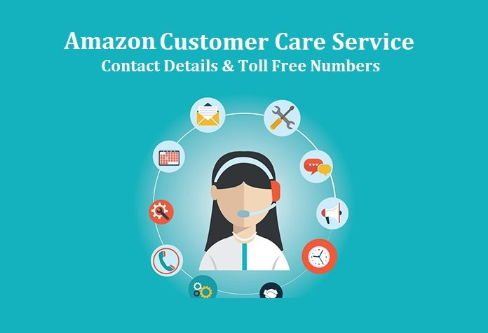 Amazon Customer Care Service Number, Contact Details, Email Address & Toll Free Numbers