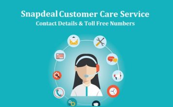 Snapdeal Customer Care Service Number, Contact Details, Email Address & Toll Free Numbers