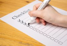 Newborn Baby Products Shopping Checklist