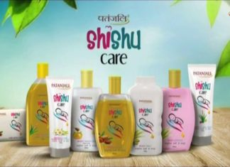 Patanjali Baby Products in India
