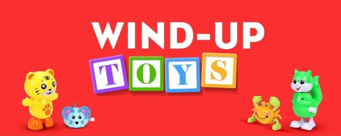 Top 10 Best Wind Up Toys for Babies & Kids