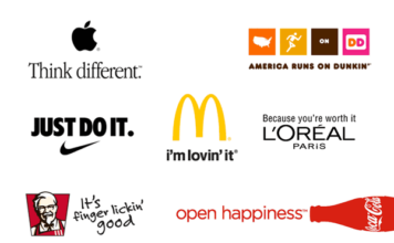 Best Brand Slogans & Company Taglines of All Time