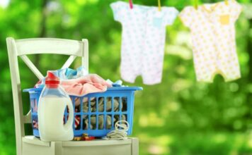 Best Natural Laundry Detergent for Babies