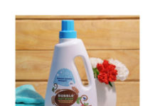Bubblenut Wash Soap Nut Laundry Liquid Review
