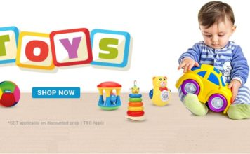 FirstCry Toys Offers, Coupons & Sale