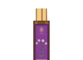 Forest Essentials Ayurvedic Herb Enriched Head Japapatti Massage Oil Review