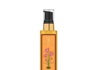 Forest Essentials Kashmiri Saffron And Neem Face Cleanser Review