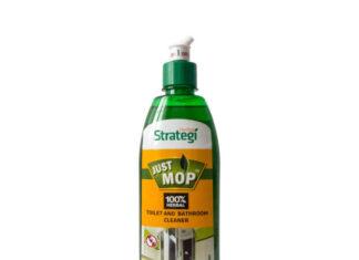 Herbal Strategi Toilet and Bathroom Cleaner Review