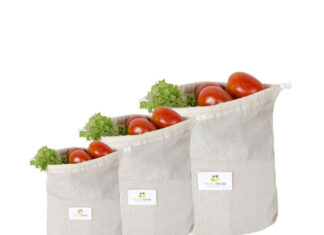 HomeStrap Cotton Reusable Storage Bag Review
