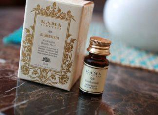 Kama Ayurveda Kumkumadi Miraculous Beauty Ayurvedic Night Serum Review