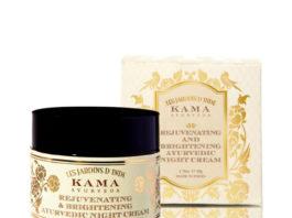 Kama Ayurveda Rejuvenating Ayurvedic Night Cream Review