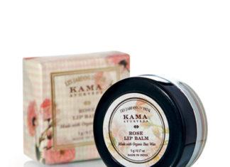Kama Ayurveda Rose Lip Balm Review