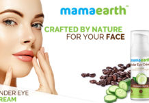 Mamaearth Under Eye Cream Review