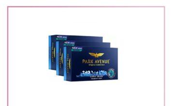 Park Avenue Cool Blue Fragrant Soap Review