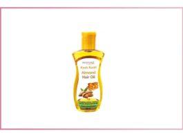 Patanjali Almond Badam Hair Oil