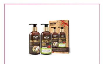 Wow Apple Cider Vinegar Shampoo Review