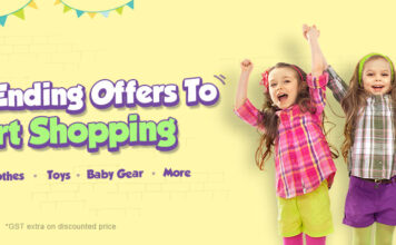 FirstCry Coupons, Discount Offers & Deals