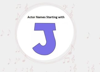 Bollywood Actors Names Starting with J
