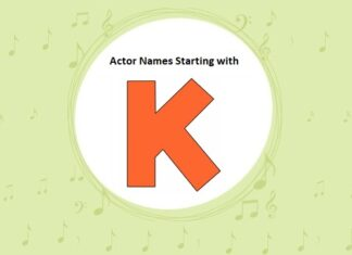 Bollywood Actors Names Starting with K