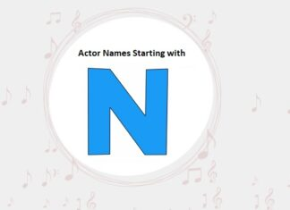 Bollywood Actors Names Starting with N