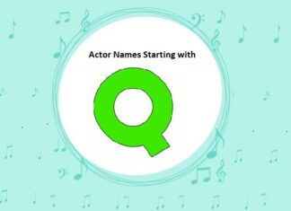 Bollywood Actors Names Starting with Q
