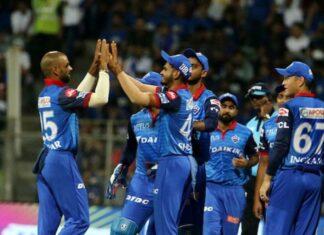 IPL 2021 DC Team Players List
