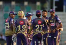 IPL 2021 KKR Team Players List
