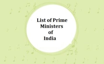 List of Prime Ministers of India with Photo (1947-2021)