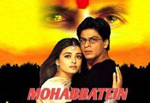 Mohabbatein Movie