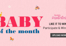 FirstCry Baby of the Month Content