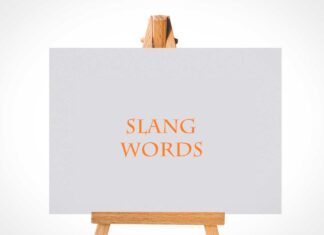 List of 100 Newest & Most Common Slang Words
