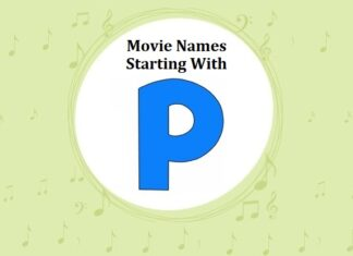 Bollywood Movie Names Starting With P