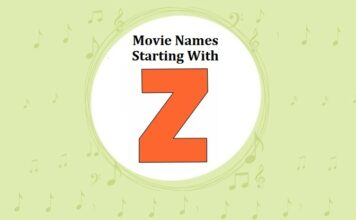 Bollywood Movie Names Starting With Z
