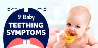 9 Common Baby Teething Symptoms Video